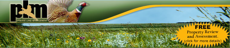 Prairie Land Management :: Land Management & Wildlife Enhancement