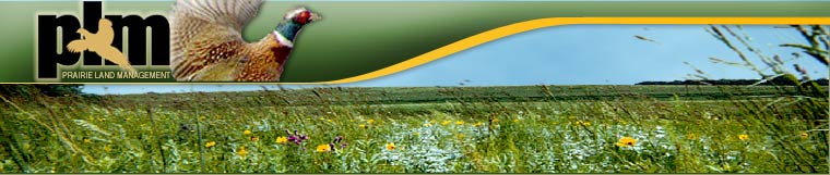 Prairie Land Management :: Land Management &amp; Wildlife Enhancement